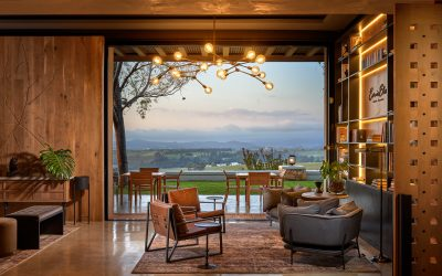 Holistic & Botanical: Stellenbosch Design Project Recognised in the Company of Other Luxury Winners Such As Chanel, Dom Perignon & Ferrari