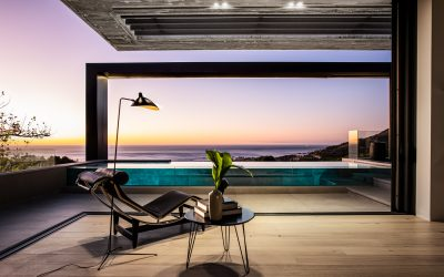Step Inside GSQUARED's Unique Response to a European Family's Dream of a Summer Holiday Retreat in Camps Bay
