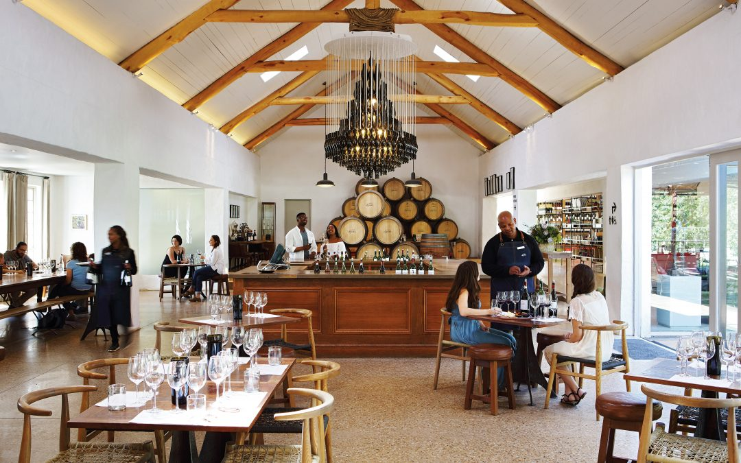 Celebrate The Cultural Wealth of Our Nation at a Heritage Wine & Food Tasting Event in True SA Hospitality Style at Spier