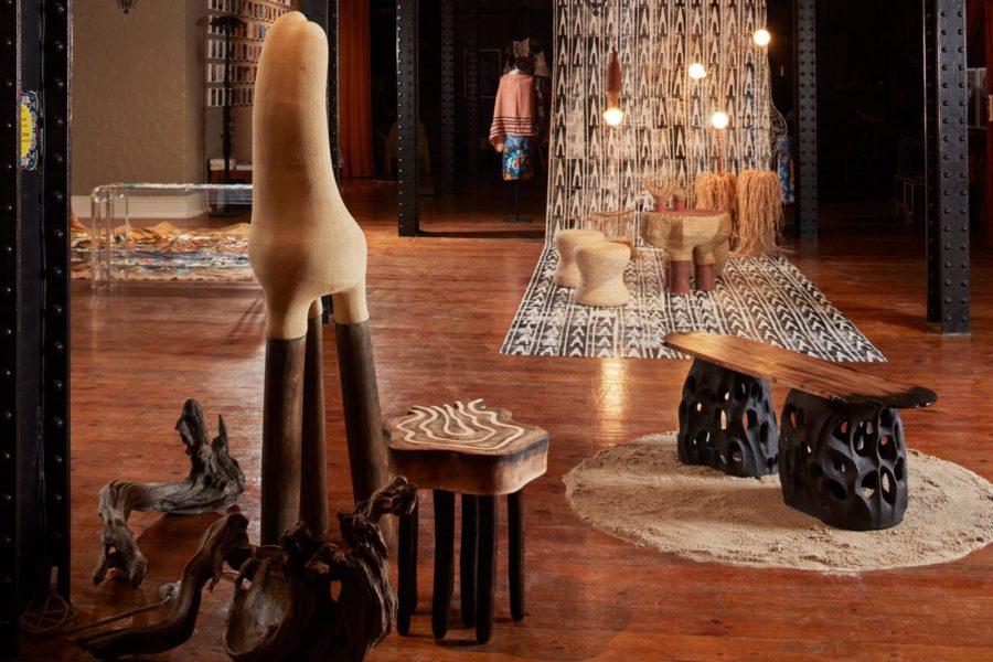 Feat of Clay: Ceramic Designer Jan Ernst Exhibits Strikingly Singular Pieces In Paris And New York