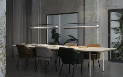 Rethinking our Profound & Binding Connection to Natural Light for the Residential & Commercial Workspace with Vibia Luminaires